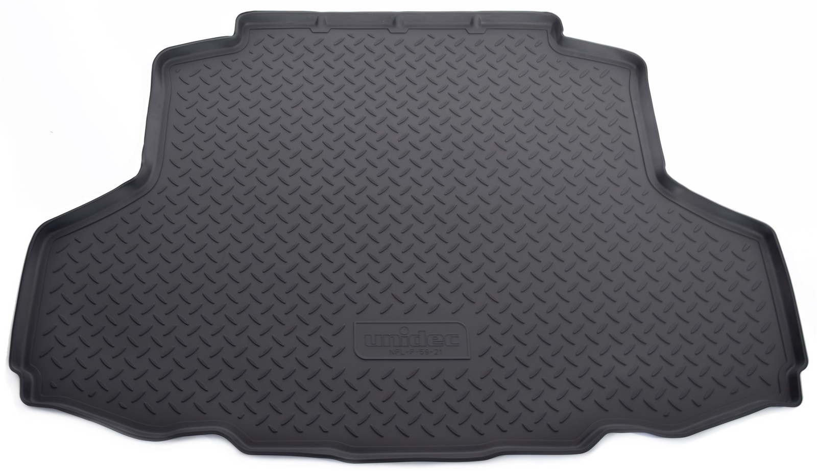 Коврик для багажника Norplast для mitsubishi pajero ii, 1990-2000, 3 дв, npl-p-59-43, черный коврик багажника полиуретан чёрный 2awd norplast npl p 69 04 для renault duster 2011