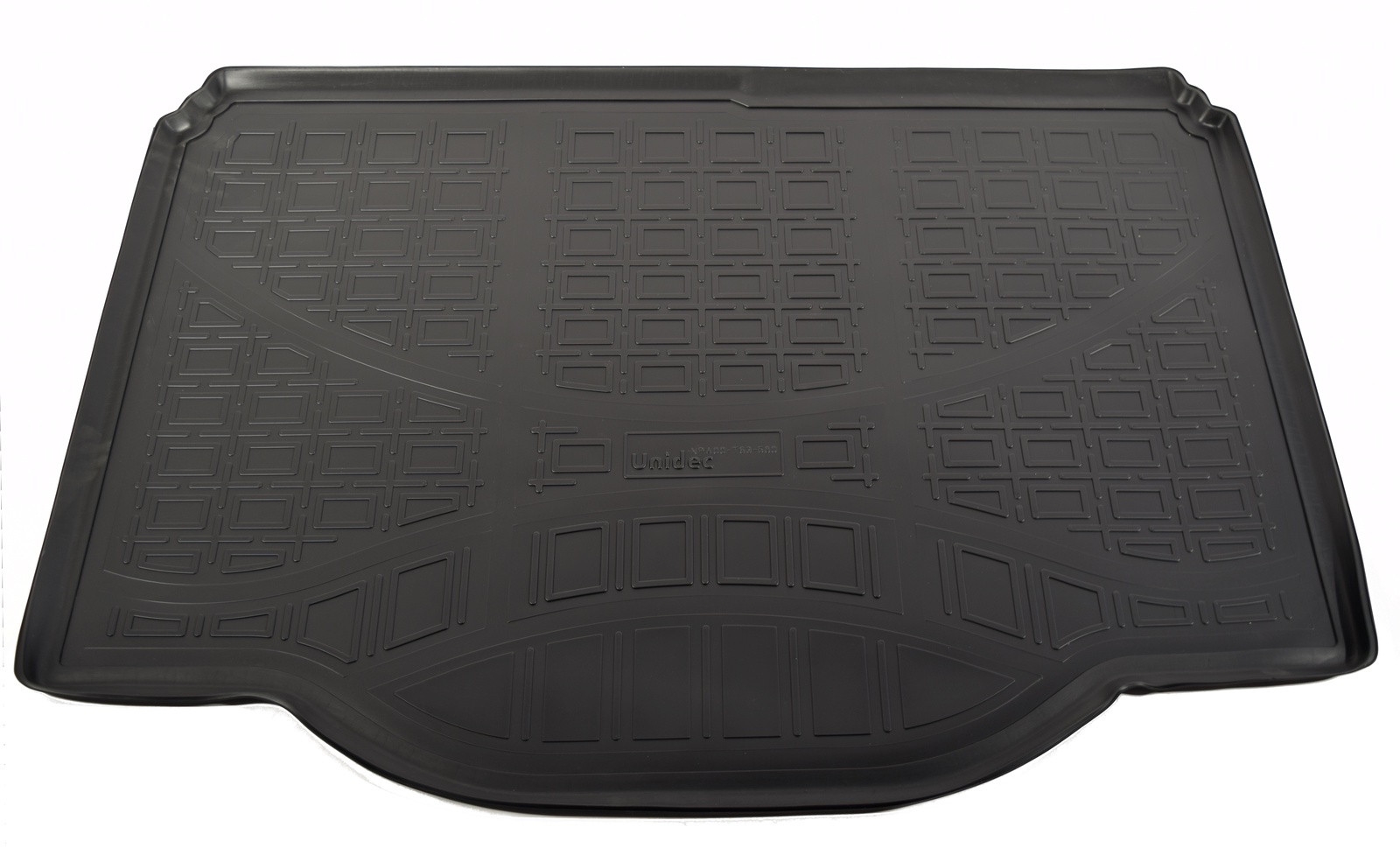 Коврик в багажник NorPlast, для opel zafira c, 2012, 7 мест, разложенный 3 ряд, npa00-t63-911, черный недорго, оригинальная цена
