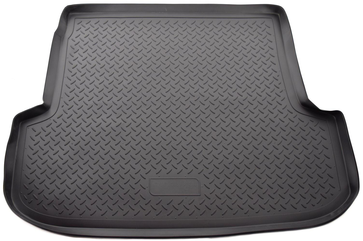 Коврик багажника Norplast npl-p-85-23, для Suzuki Grand Vitara (2005) (3 дв), черный коврик багажника полиуретан чёрный 2awd norplast npl p 69 04 для renault duster 2011