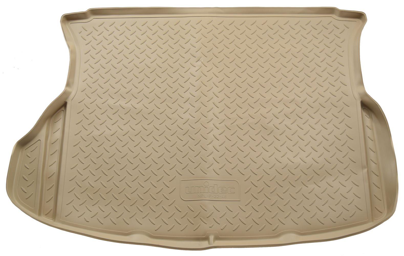 купить Коврик багажника Norplast для Infiniti fx s51 2012/Infiniti qx70 2013, npa00-t33-530-b, бежевый по цене 1390 рублей