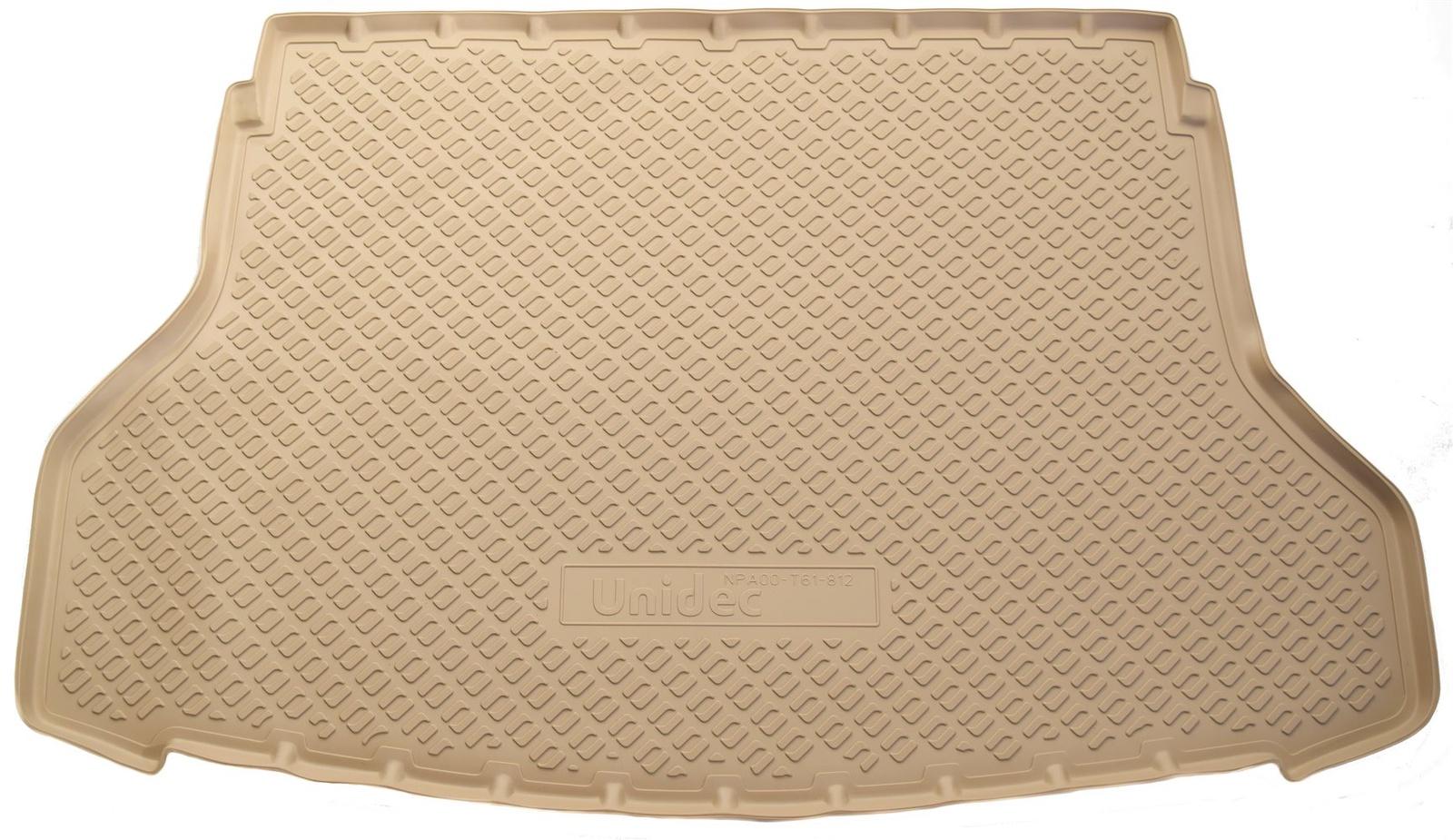 Коврик багажника для subaru outback (wag) (2010) (бежевый) npl-p-84-57-b коврик багажника полиуретан чёрный 2awd norplast npl p 69 04 для renault duster 2011