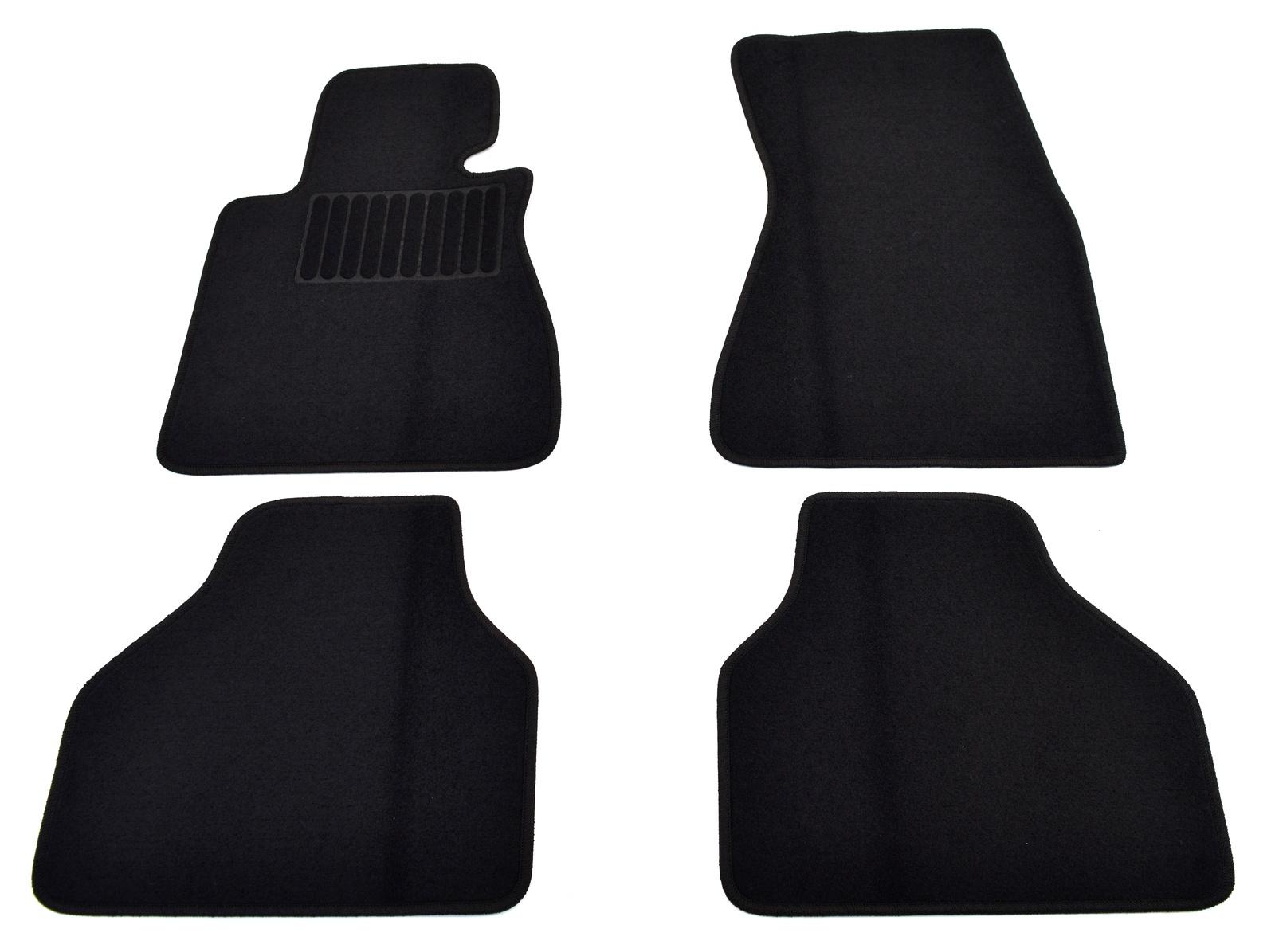 Коврики в салон автомобиля SV Design, для daewoo nexia, 1995-, 1903-unf3-15n, текстильные, черный
