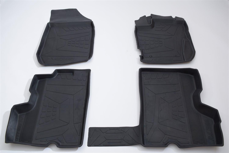Коврики салона Avd Tuning для Opel Zafira (из 7-ми)(2011-) adrplr286, резиновые, с бортиком коврики салона avtodriver для renault duster передний привод 2011 adrjet023 резиновые с бортиком черный