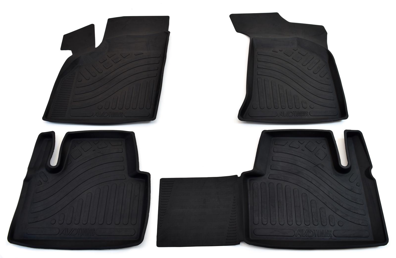 Коврик багажника для renault logan (l52) (2014-) (полимер) npa00-e69-350 коврик багажника norplast для jeep grand cherokee wk 2010 npa00 t40 100 b бежевый