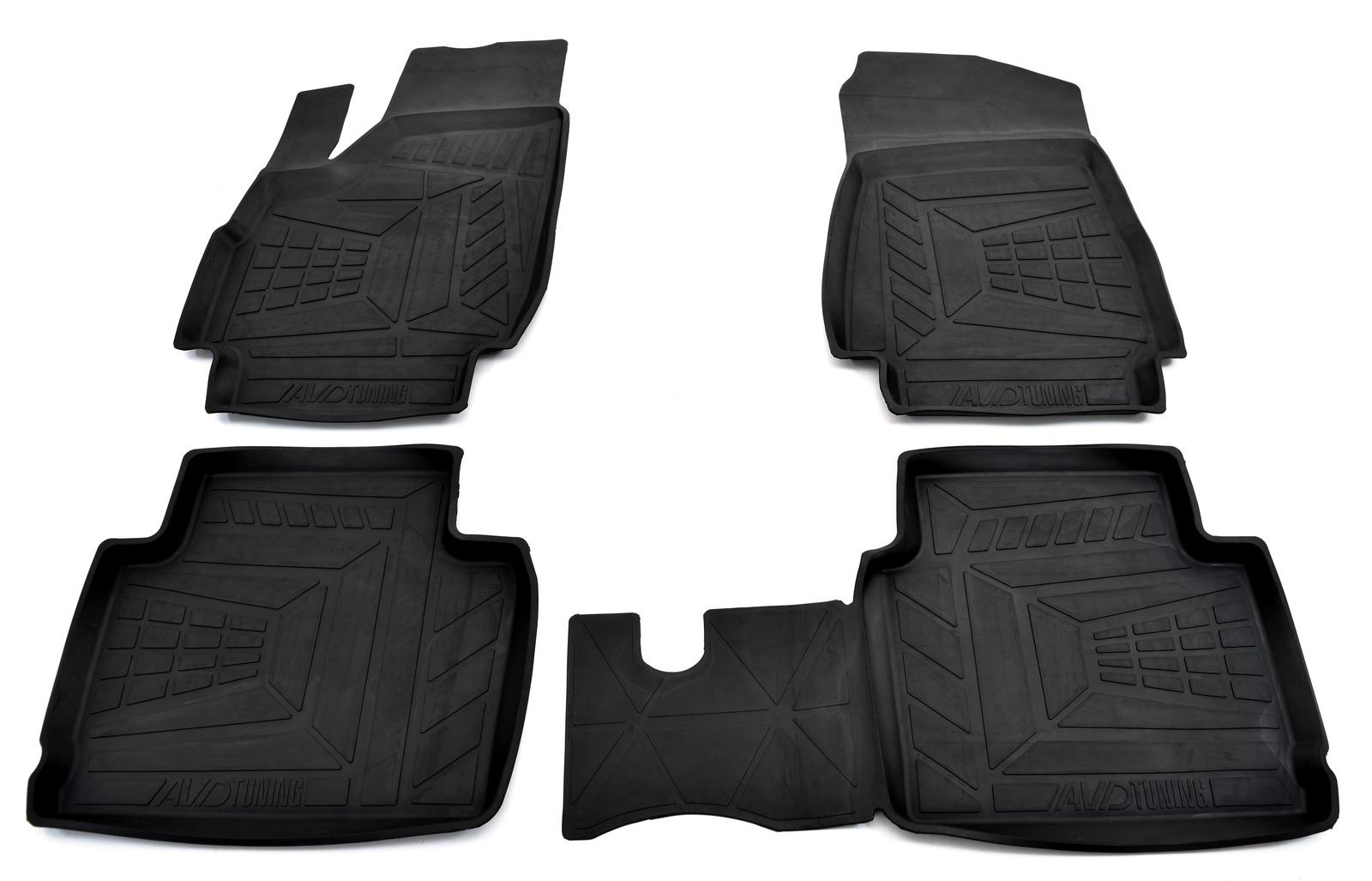 Коврик багажника для renault sandero (b52) hb (2014-) (полимер) npa00-e69-605npa00-e69-605npa00-e69-605 norplast, Полимер, вес 1.14 кг Коврик багажника для renault sandero (b52) hb (2014-) (полимер)