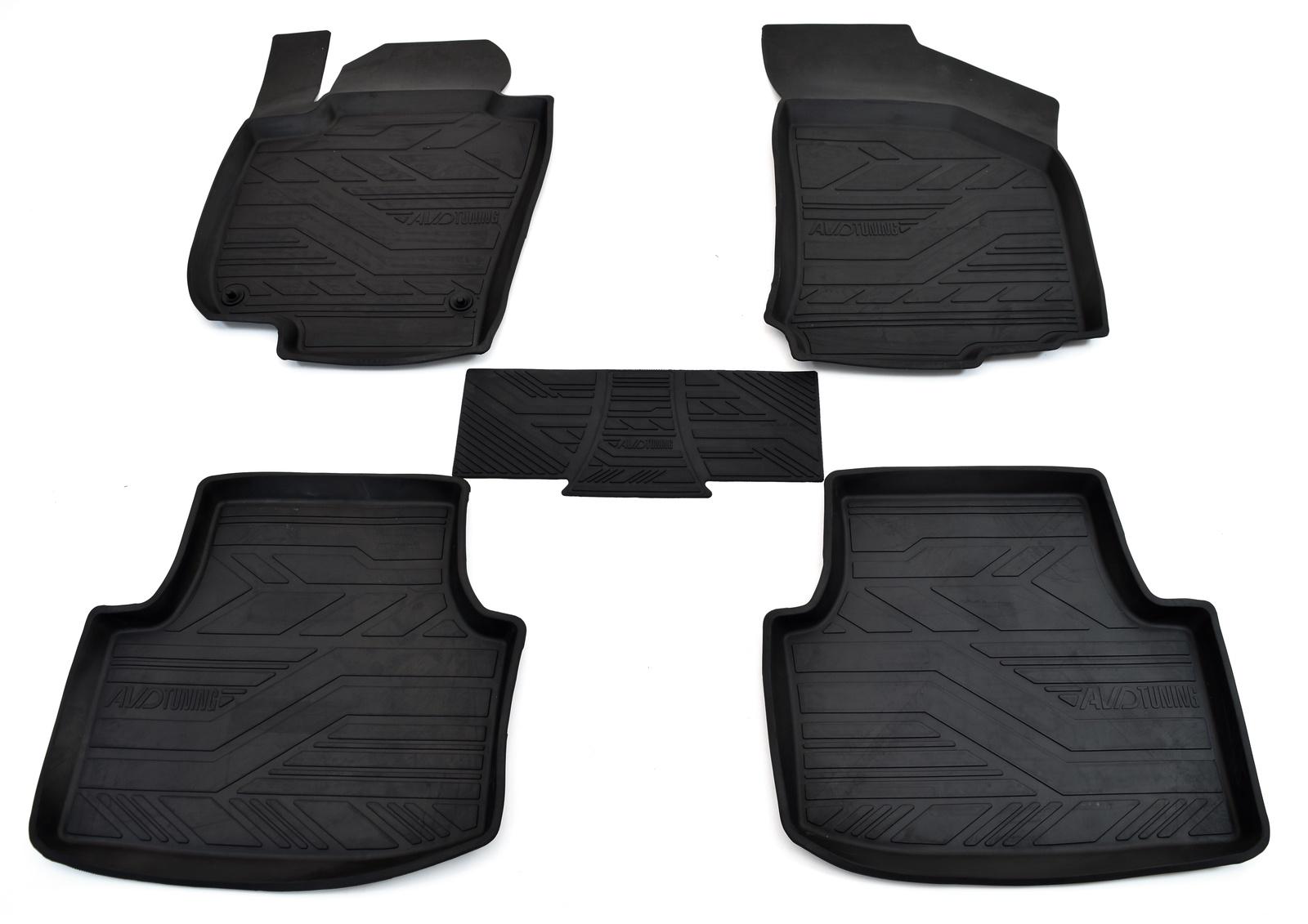 Коврик багажника для hyundai tucson (tl) (2015-) (полимер) npa00-e31-560 цена и фото