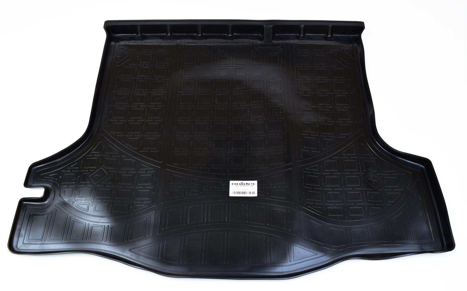 Коврик багажника Norplast для Kia cee'd wag/Kia cee'd sw jd 2012, npa00-e43-051, черный цена и фото