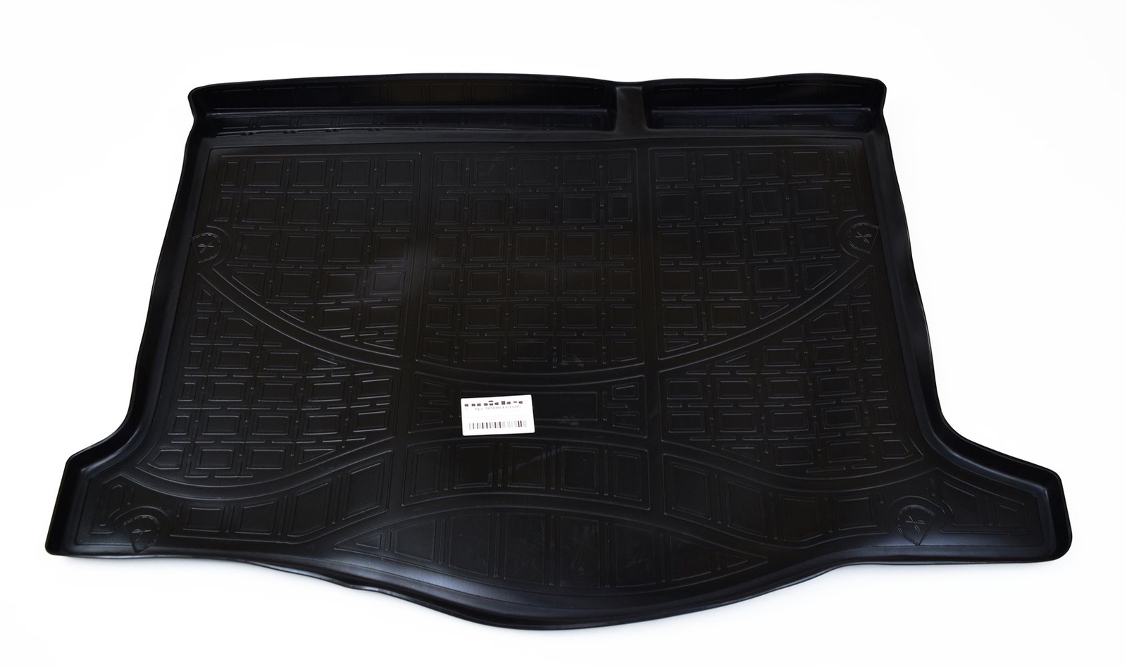 Коврик багажника Norplast для Kia cee'd/Kia pro cee'd jd hb 2012, npa00-e43-050, черный цена и фото