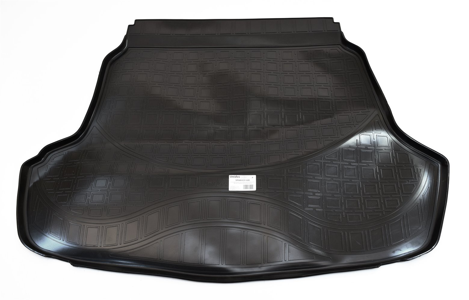 Коврик багажника для vaz 2190 granta hb (2014-) (полимер) npa00-e94-400 коврик багажника для vaz niva 2121