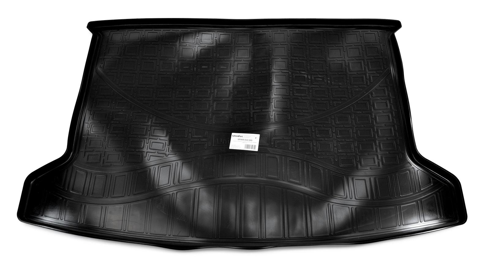 Коврики в салон автомобиля Avtodriver литьевые для Kia Rio Fb (2017-) / Hyundai Solaris Hcr (2017-), Np11-Ldc-43-504, черный gm ldc 300o