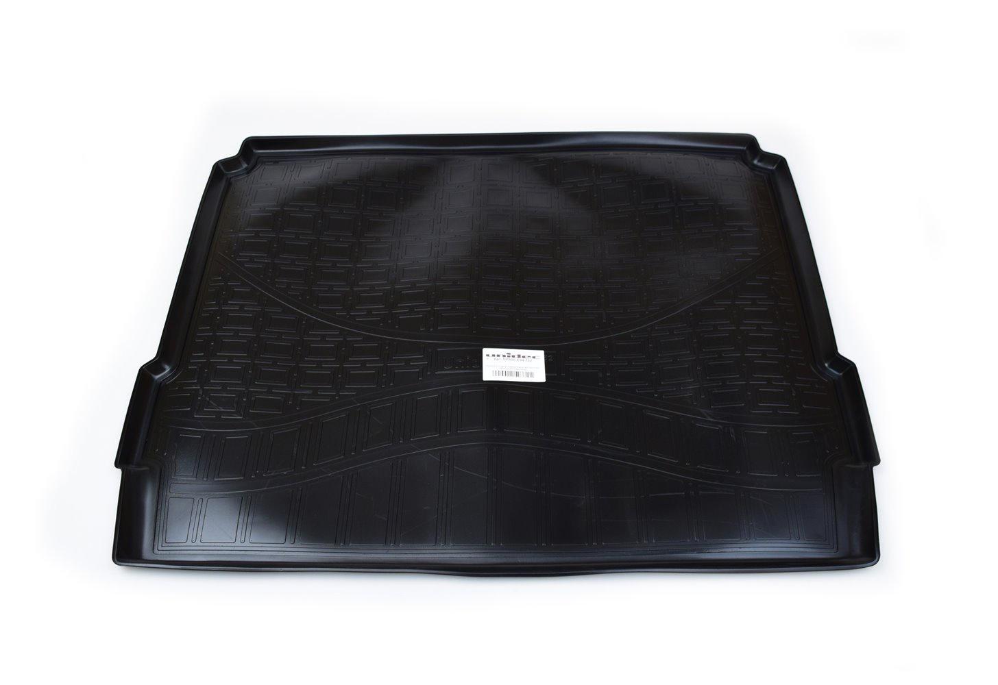Коврики в салон автомобиля Avtodriver литьевые для Volkswagen Polo Sd (2010), Np11-Ldc-95-421, черный gm ldc 300o