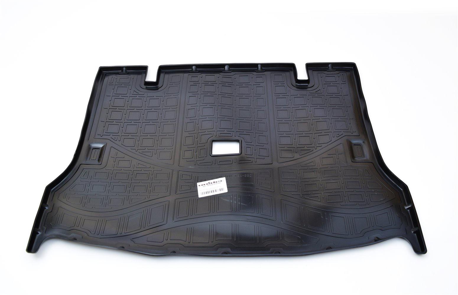 цена на Коврики в салон автомобиля Avtodriver литьевые для Nissan Qashqai (2015), Np11-Ldc-61-608, черный