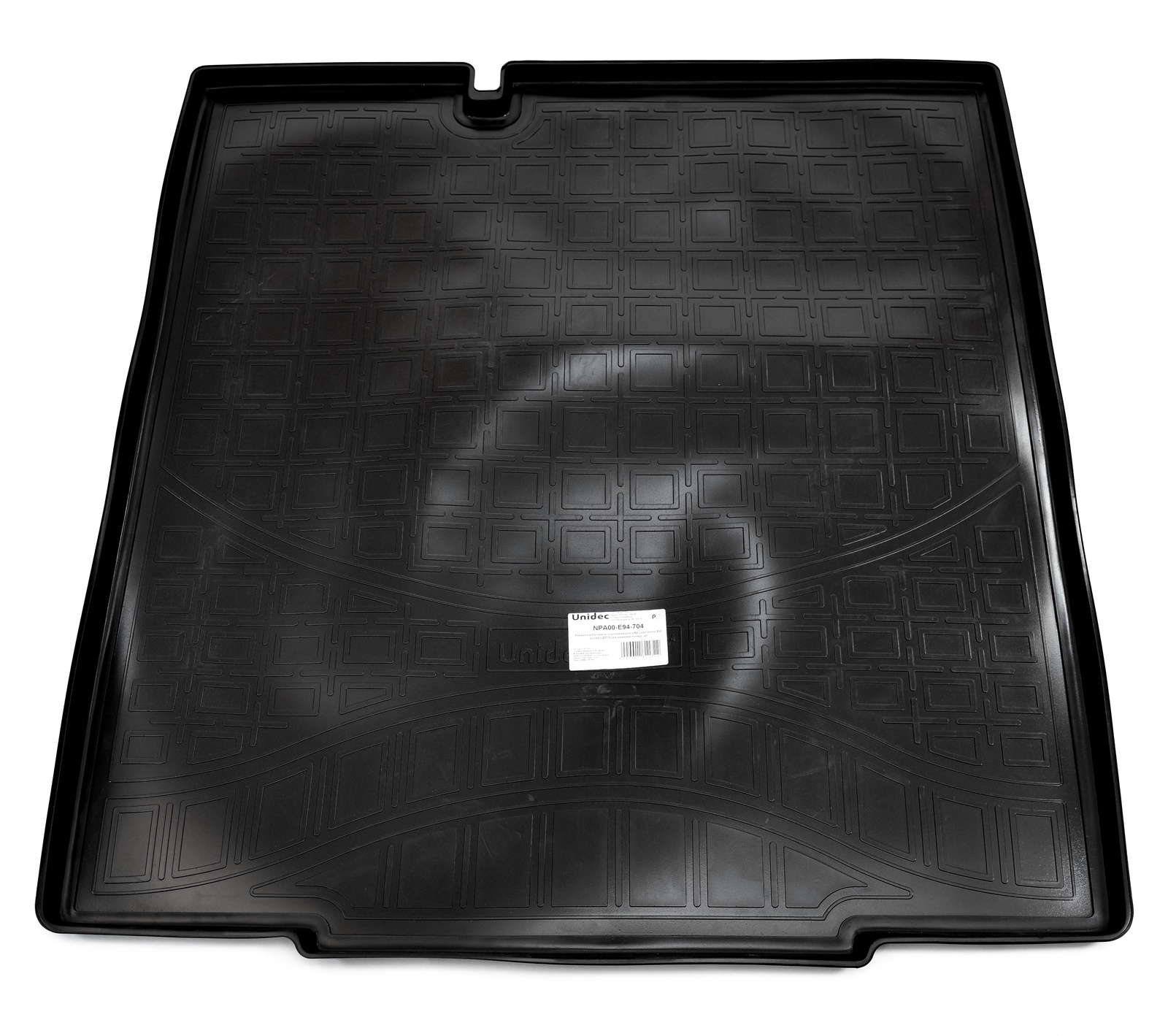 Коврики в салон автомобиля Avtodriver литьевые для Vaz Lada X-Ray (2016), Np11-Ldc-94-750, черный gm ldc 300o