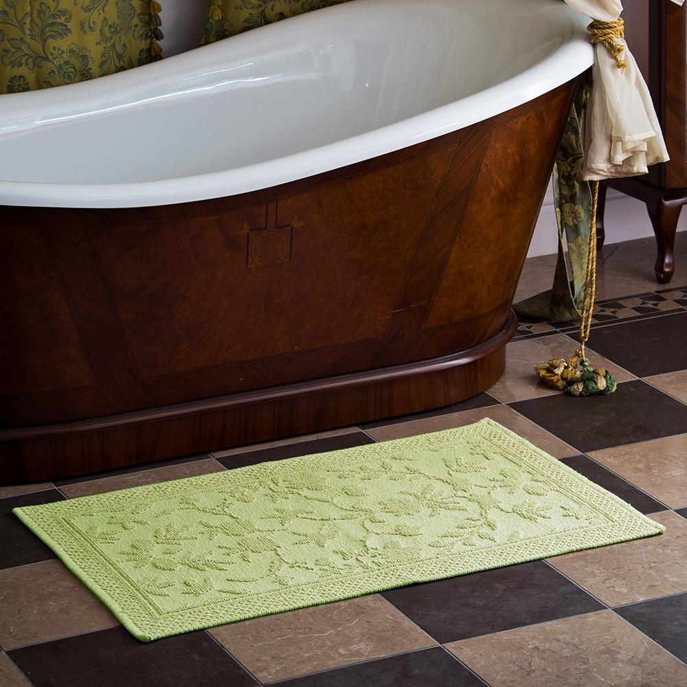 Фото - Коврик для ванной Arloni Коврик Кармен (грин) 60*90 arloni коврик самотканный для ванной