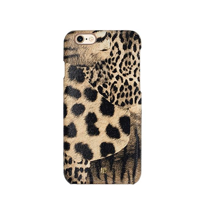 Чехол для телефона Just must Beast для Apple IPhone 7/8, коричневый все цены