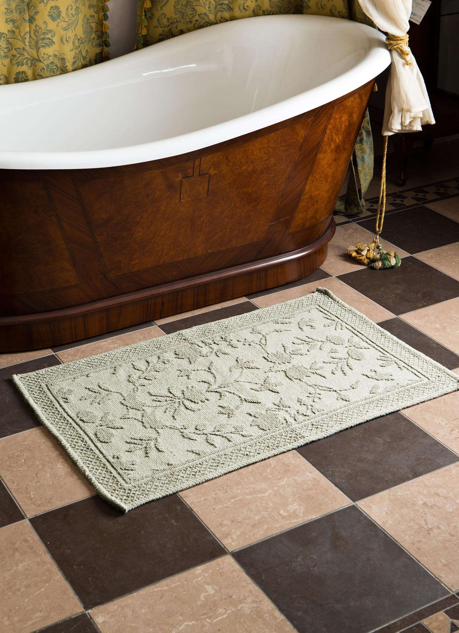 Фото - Коврик Arloni Кармен, 1206.1, 50 х 80 см, серебро arloni коврик самотканный для ванной