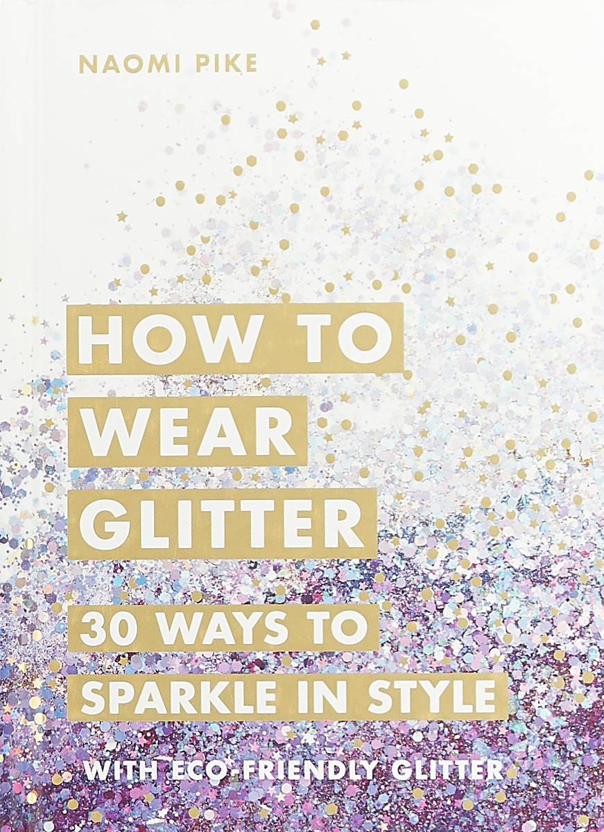 How to Wear Glitter: 30 Ways to Sparkle in Style elegant mini felt glitter crown with pretty flowers headband for birthday wedding party diy crafts hair decorative accessories