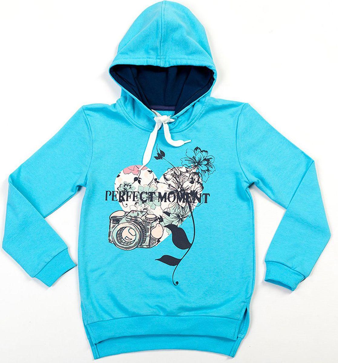 Толстовка Batik толстовка для девочки batik цвет голубой ds0121 11 размер 134