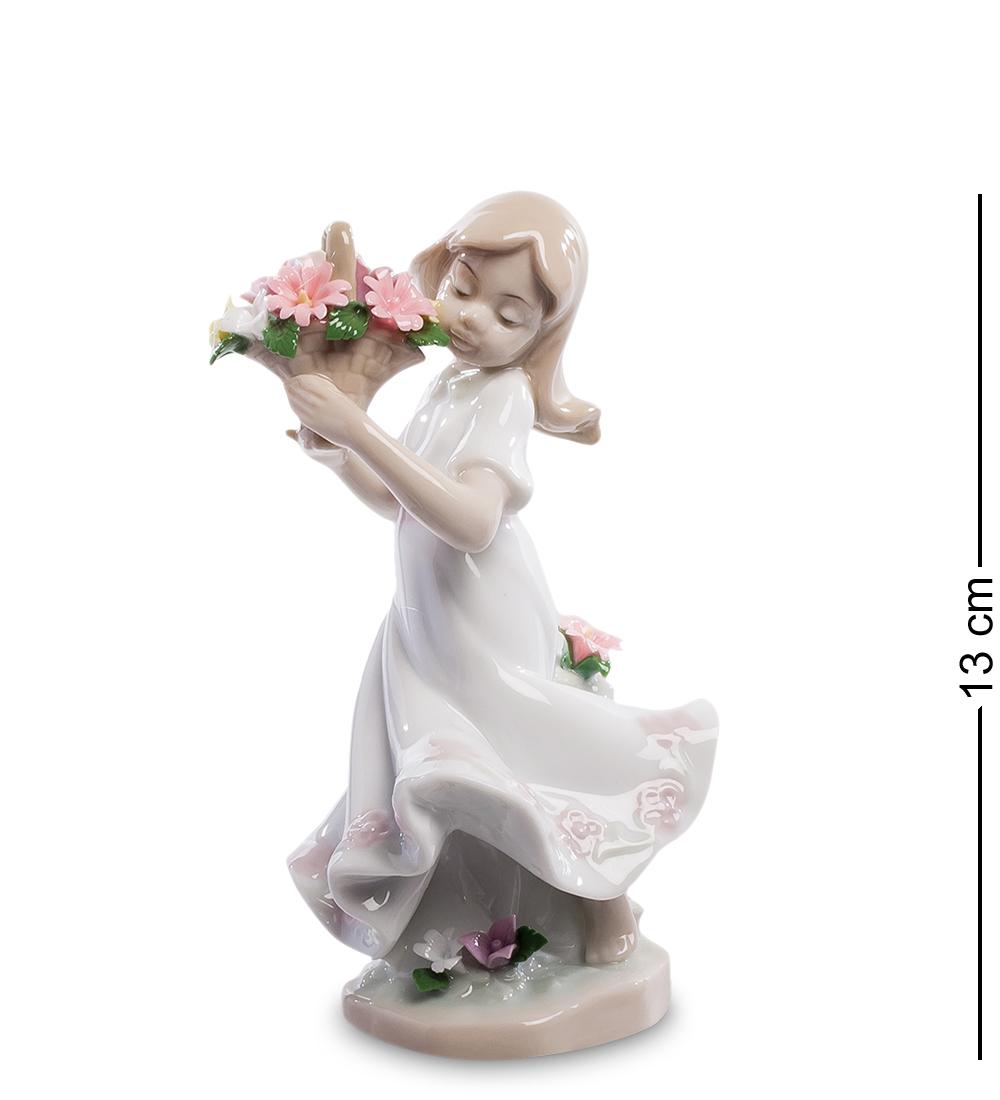 Фигурка Pavone ''Девушка с цветами'' JP-22/24, 106173