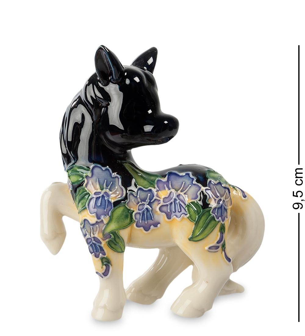 Фигурка декоративная Pavone Лошадка Глициния JP-61/10, 105960 jp 61 15фигурка лошадка георгин pavone