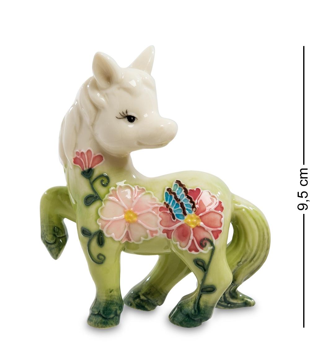 Фигурка декоративная Pavone Лошадка Титония JP-61/20, 105970 jp 61 15фигурка лошадка георгин pavone