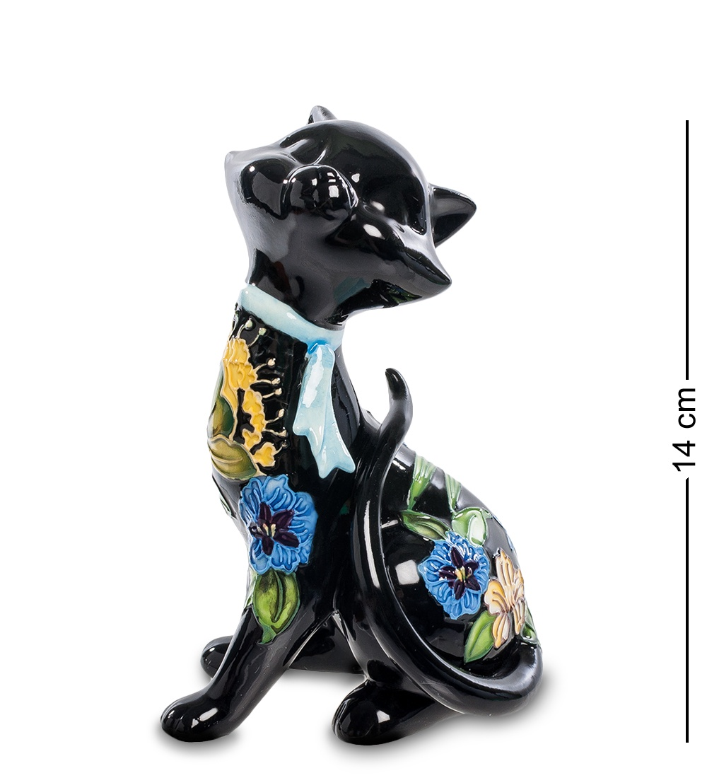 Фигурка декоративная Pavone Кот JP-670/10, 105410 mantra 3670