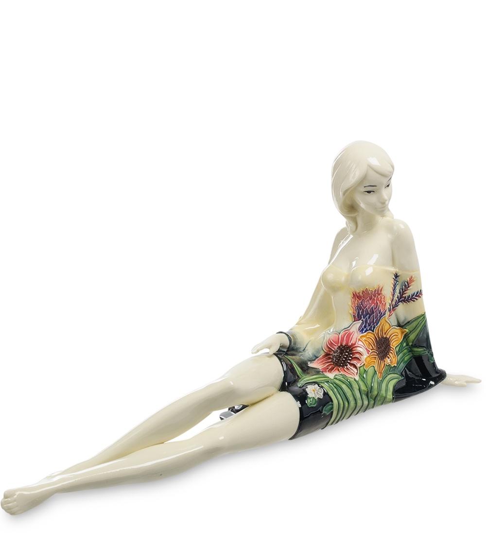 Фигурка декоративная Pavone Девушка JP-95/7, 102489