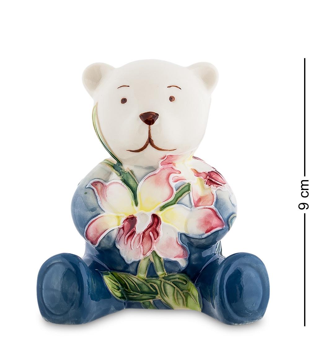 Фигурка декоративная Pavone Медвежонок JP-96/14, 107041 jp 98 48 фигурка медвежонок pavone