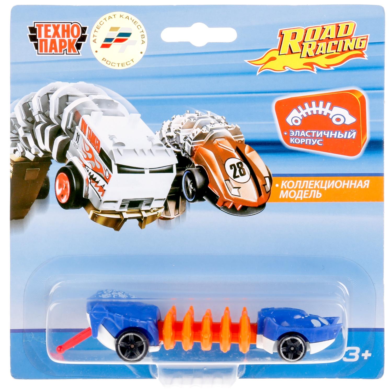 Машинка Технопарк 257772, 257772 синий тм технопарк машина металл мутант road racing длина 12 5см в ассорт на блистере в кор 2 180шт