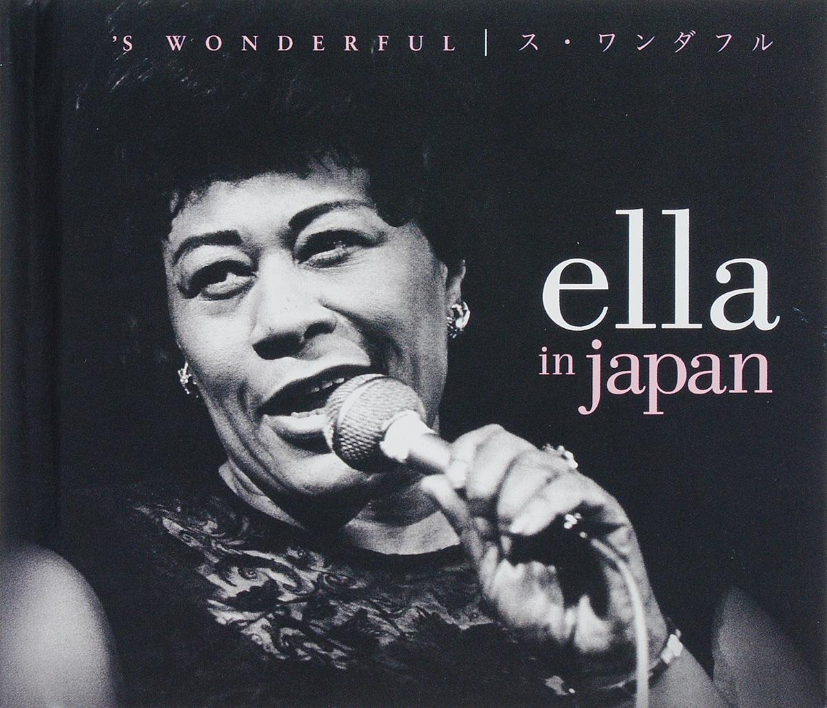 цена Элла Фитцжеральд Ella Fitzgerald. In Japan (2 CD) в интернет-магазинах