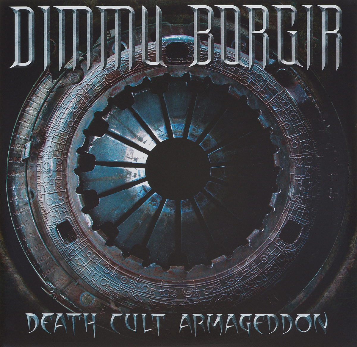 Dimmu Borgir Dimmu Borgir. Death Cult Armageddon (2 LP) dimmu borgir dimmu borgir puritanical euphoric misanthropia