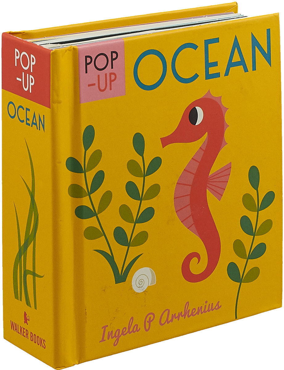 Pop-up Ocean поло print bar ponyo on the cliff by the sea