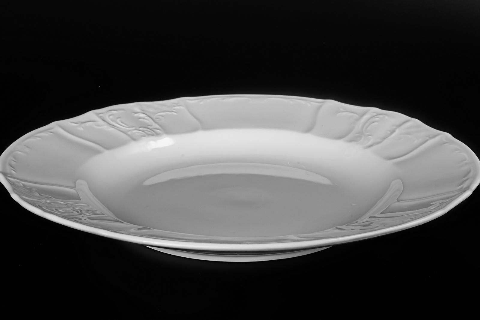 Блюдо круглое глубокое Бернадотт, 11142, 32 см