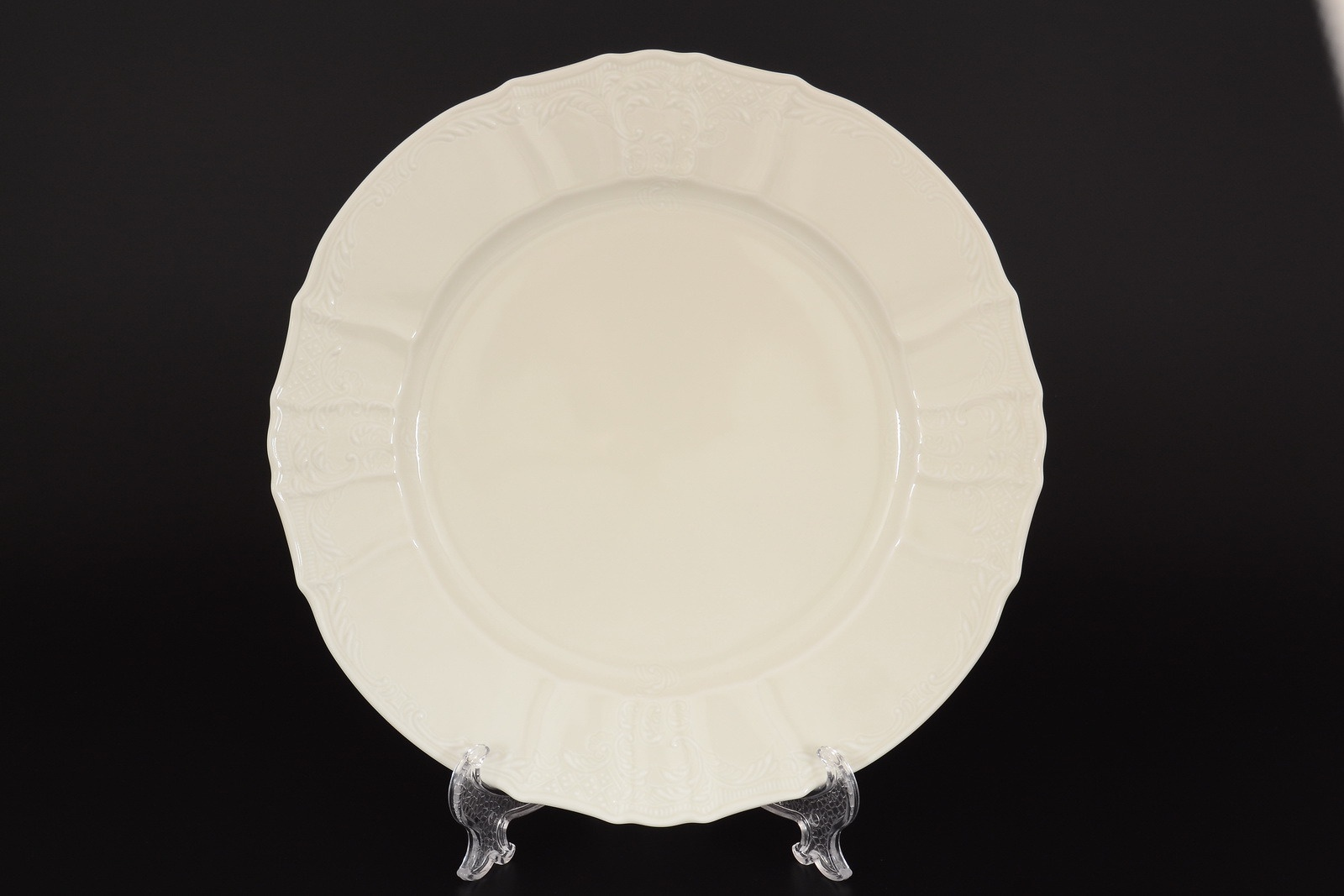 Блюдо круглое Бернадотт Be-Ivory, 28905, 30 см