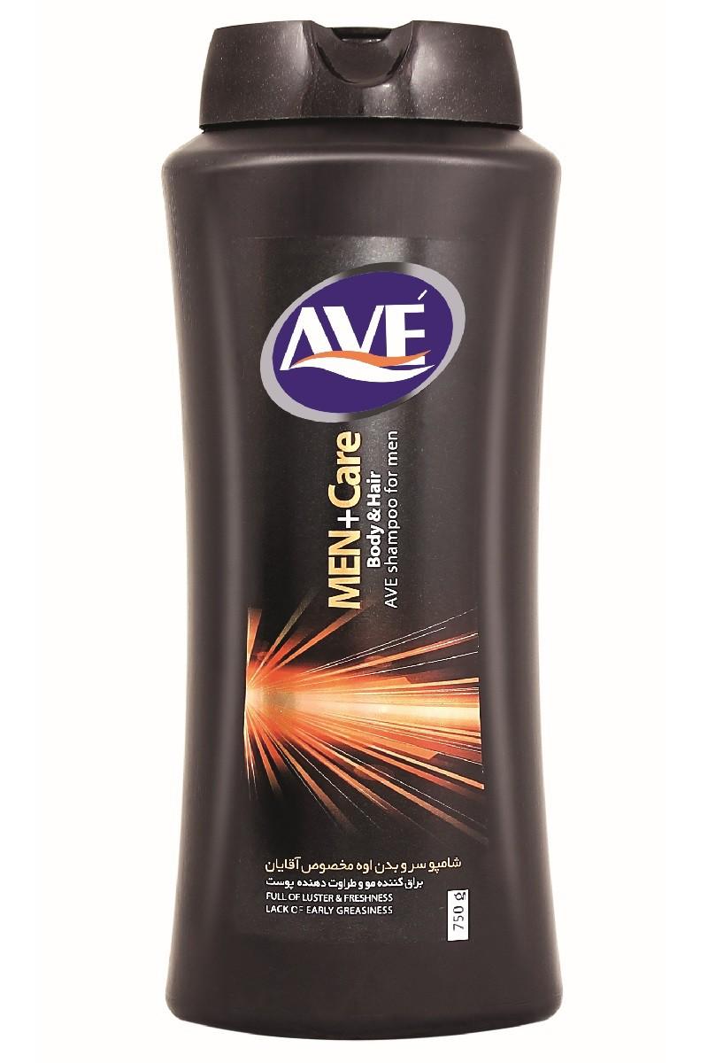 Шампунь для волос AVE Мужской шампунь-гель 2в16260010550030Мужской шампунь-гель 2в1 Чистый комфорт 400 гр