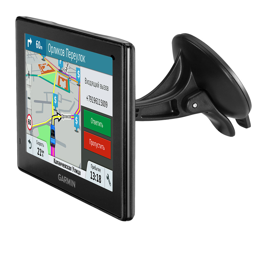 Навигатор Garmin Drive 51 Rus LMT, 010-01678-46, черный Garmin
