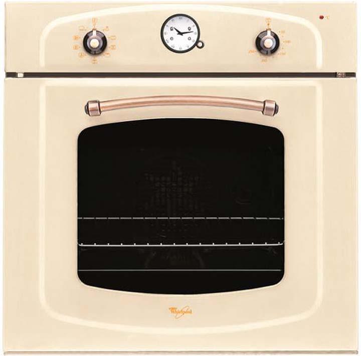 лучшая цена Духовой шкаф Whirlpool AKP 288 JA, встраиваемый, электрический, beige