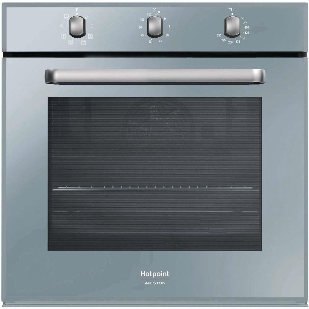 Встраиваемый электрический духовой шкаф Hotpoint-Ariston FID 834 H CH HA, gray встраиваемый электрический духовой шкаф zanussi zzb 510401w