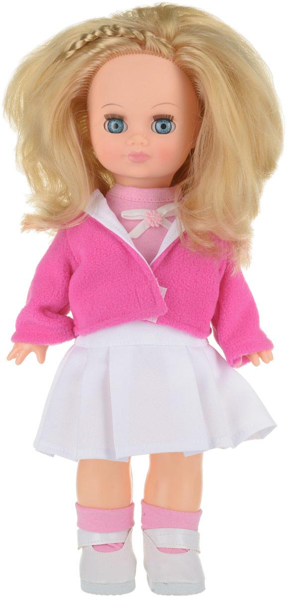 """Кукла Весна """"Лена"""" озвученная, В332/о, белый, розовый"""