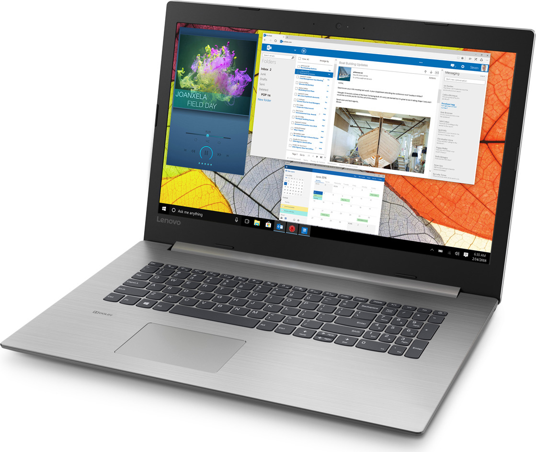цена на 15.6 Ноутбук Lenovo IdeaPad 330-15AST 81D6009SRU, серый