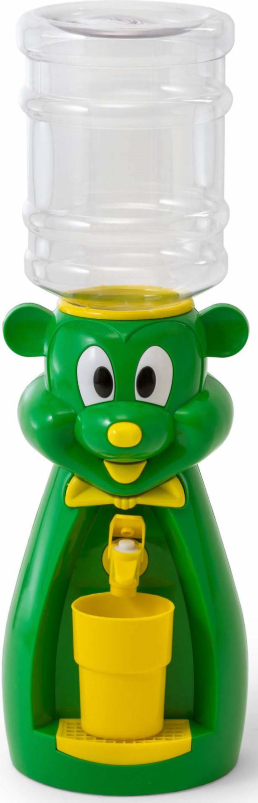 Кулер для воды Vatten Kids Mouse, Green, White кулер для воды vatten kids mouse green red со стаканчиком