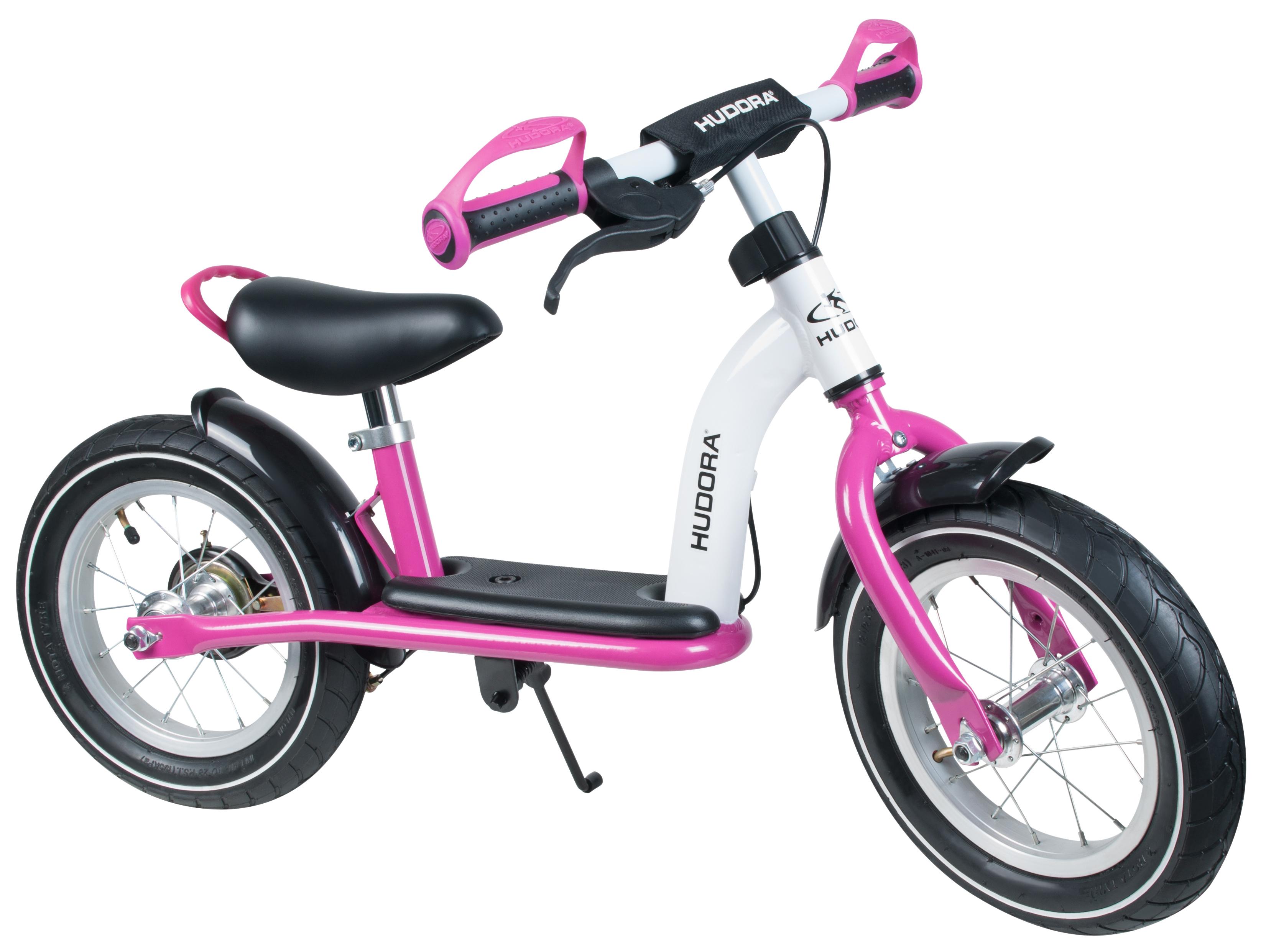 беговелы Беговел Hudora Беговел HUDORA Cruiser Girl Alu, 12, розовый, 10089, розовый