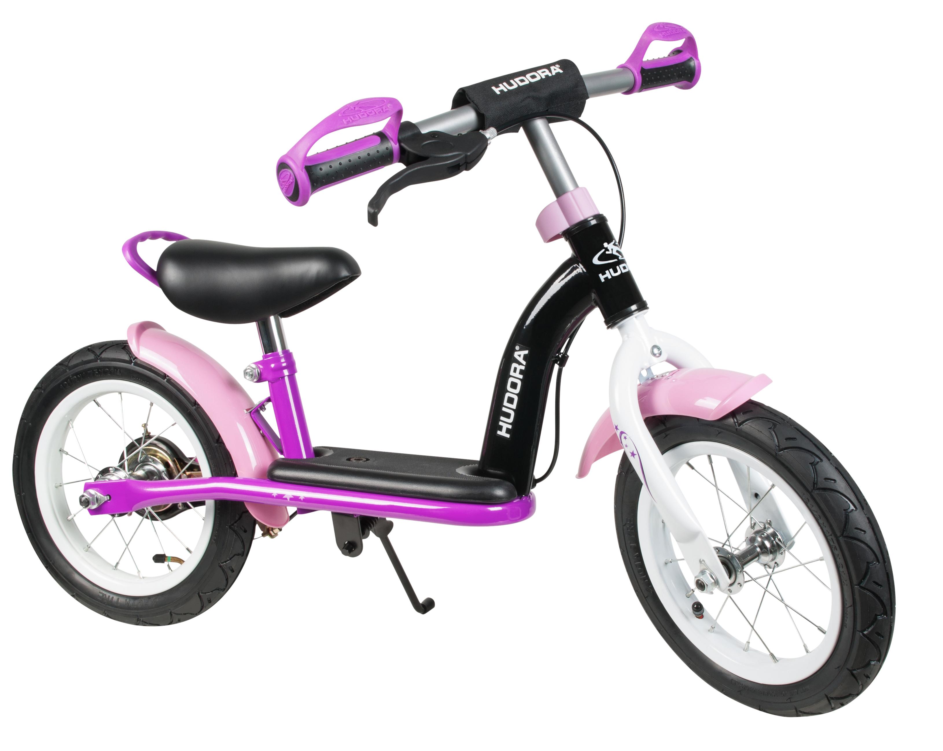 беговелы Беговел Hudora Беговел HUDORA Cruiser Girl, 12, розовый, 10067, розовый