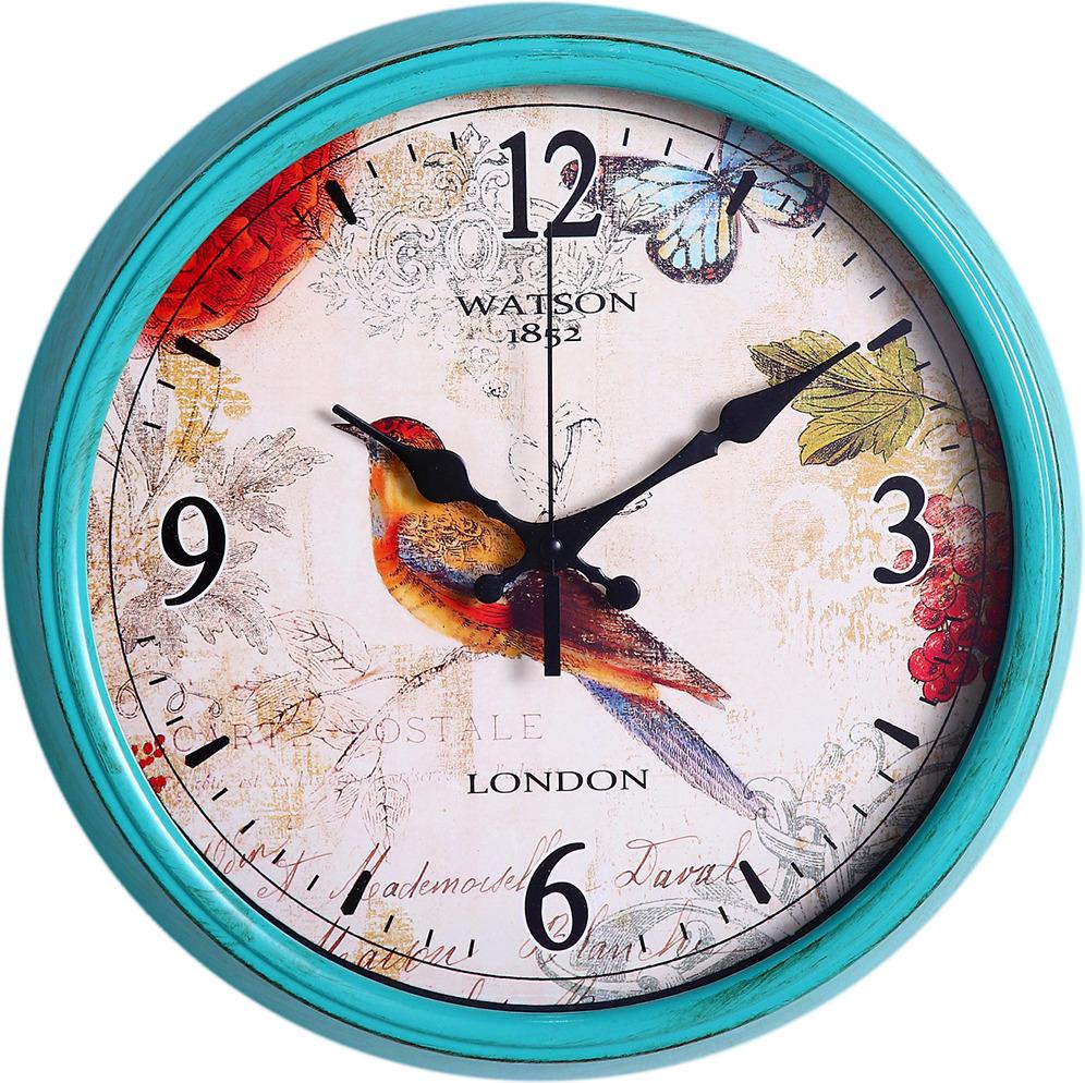 Настенные часы Канарейка