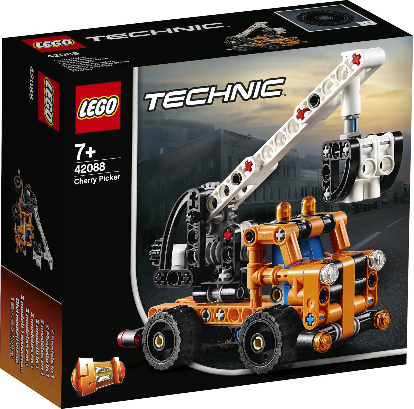 LEGO Technic 42088 Ремонтный автокран Конструктор цена
