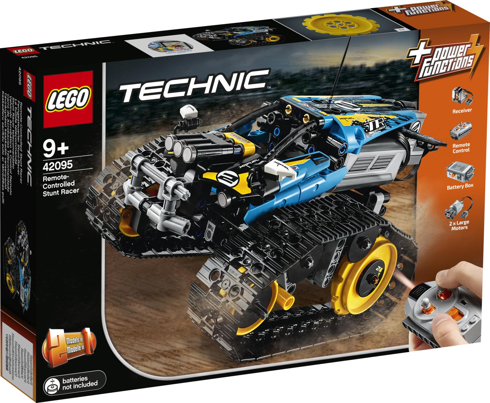 LEGO Technic 42095 Скоростной вездеход Конструктор конструктор lego technic скоростной вездеход с дистанционным управлением 42065