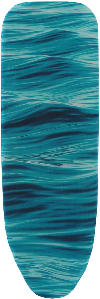 Чехол для гладильной доски Eurogold Ultra, DC34M5, синий, голубой