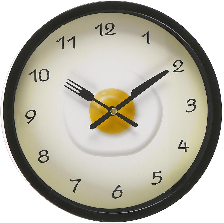 Настенные часы Яичница все цены