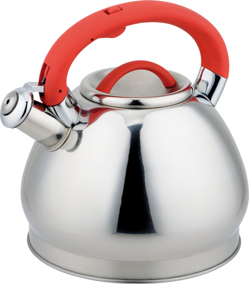 Чайник RAINSTAHL, 7626-30RS\WK/КРАСНЫЙ, 3 л чайник rainstahl со свистком цвет белый 3 л 7540 30rs wk