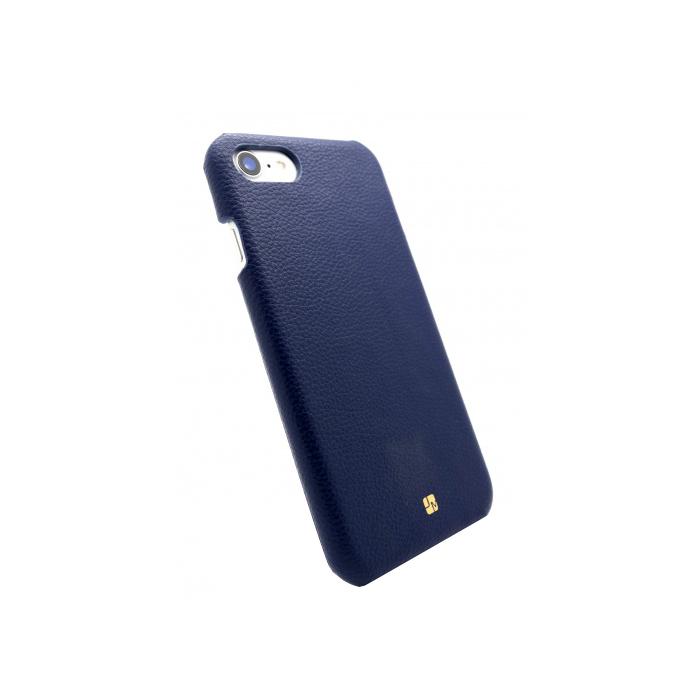 Чехол для телефона Just Must SU ll для Apple Iphone 7plus/8plus, темно-синий все цены